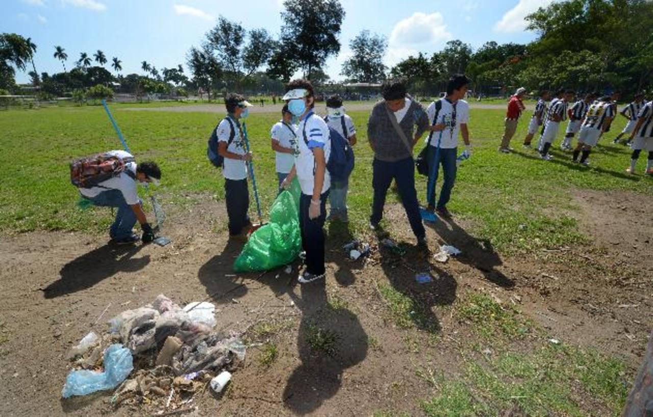 El esfuerzo persigue mejorar las condiciones de vida. Fotos EDH / Mario Amaya, cesar avilés