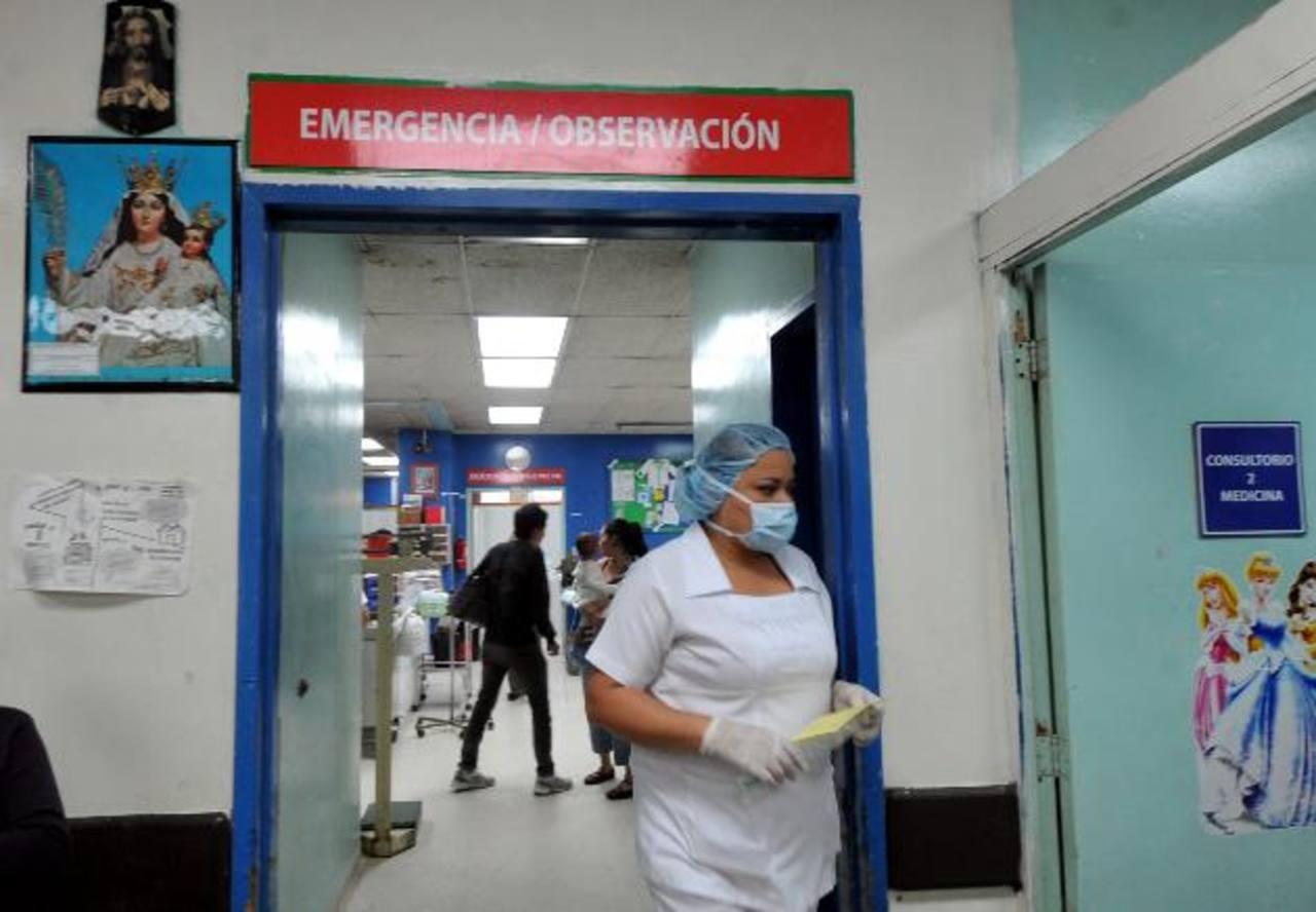 Jenny Carolina fue ingresada de inmediato al Bloom; fue operada y se le extrajo la bala del glúteo. Foto EDH / Éricka Chávez