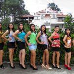 Candidatas de San Ignacio en Chalatenango, en busca de la corona