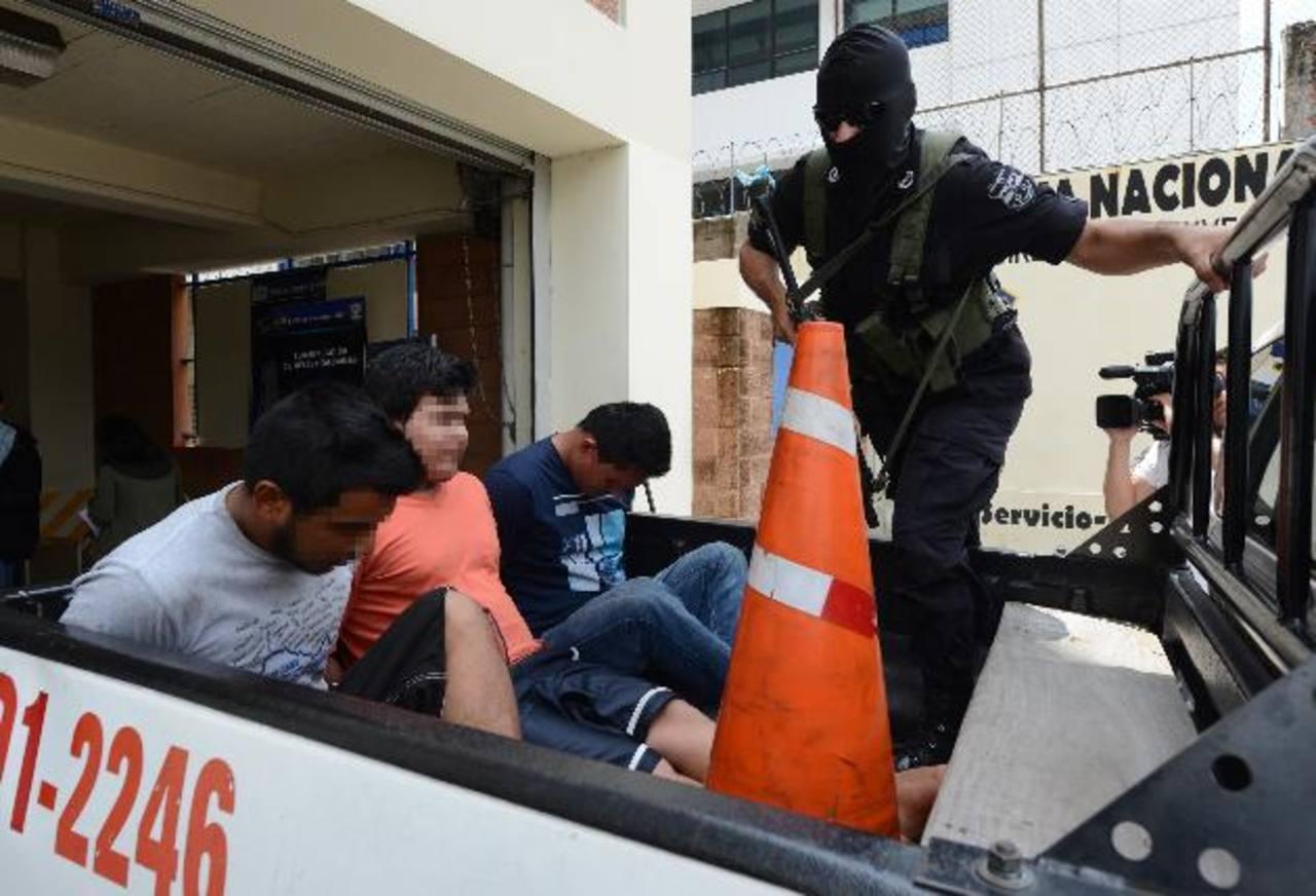 Los sujetos habrían exigido más de 20 mil dólares supuestamente para liberar a la víctima. Foto EDH / Jaime Anaya.