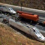 Según la cifra oficial brindada por autoridades españolas, 78 personas murieron en el siniestro. FOTO AP