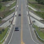 La obra insignia de Fomilenio I fue la carretera Longitudinal del Norte.
