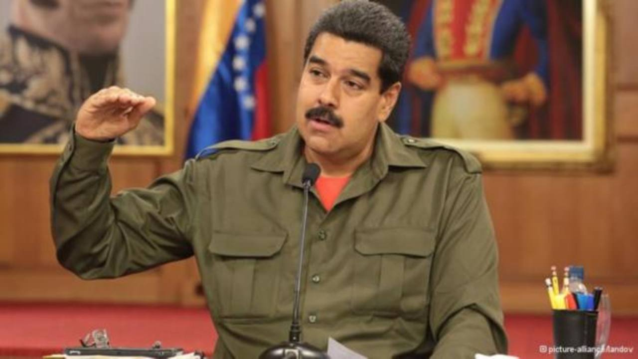 El presidente de Venezuela ha ordenado a las Fuerzas Armadas que instalen las armas en todo el país. foto edh / archivo