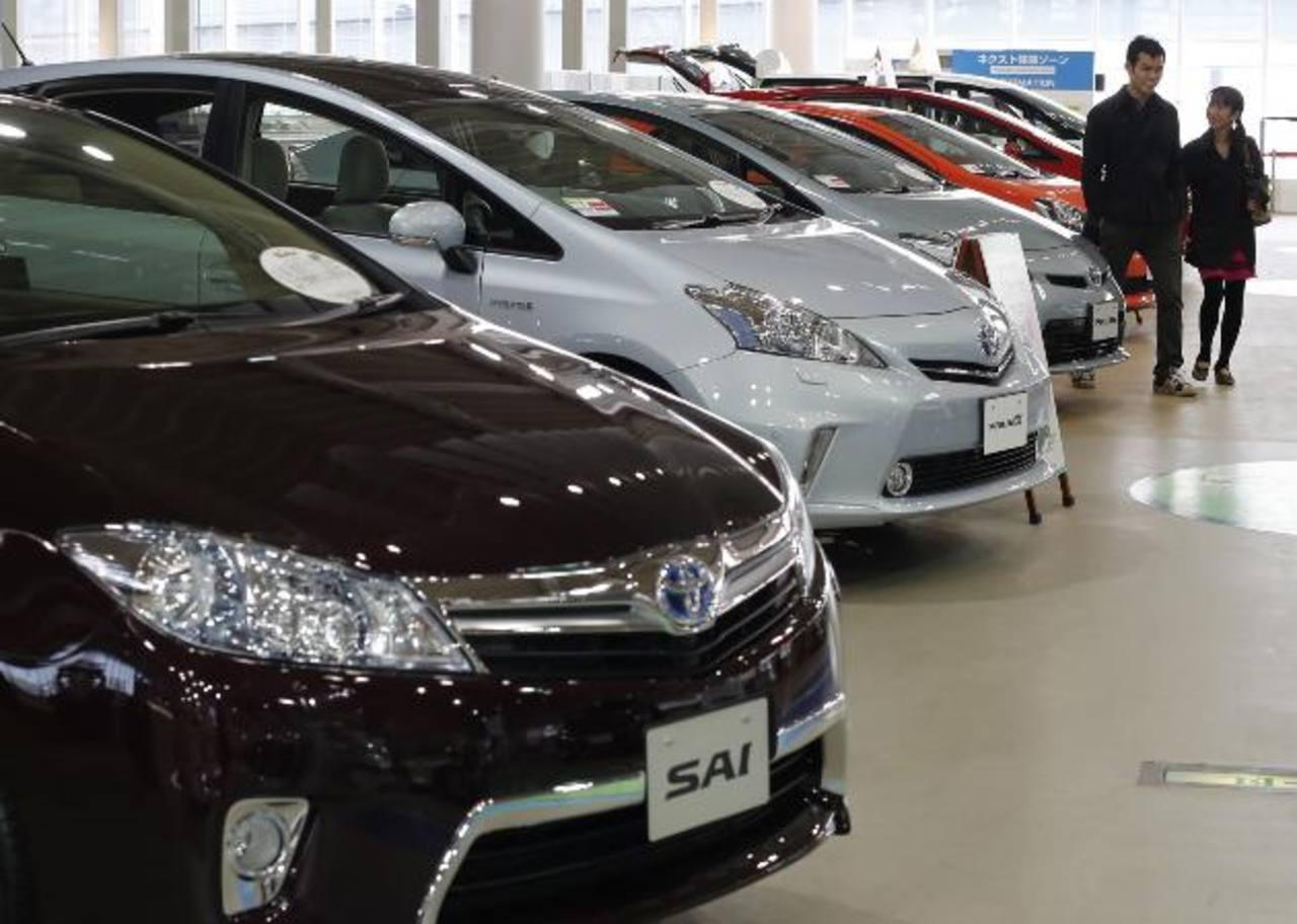 Toyota, líder mundial en producción de autos. Foto edh /archivo