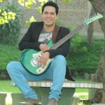 El rostro del músico es conocido por su trayectoria dentro de la agrupación Radicales 51. Foto EDH / Lissette Monterrosa