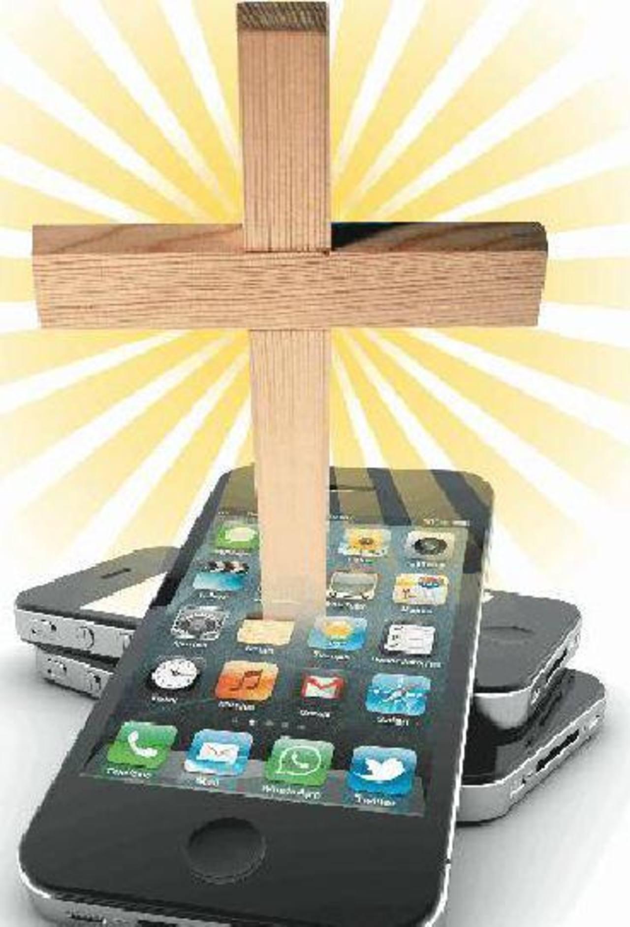 Apps que alimentan el espíritu y la fe