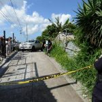 Geovany Alexander Cortez fue ultimado en la lotificación El Carmen, de Santo Tomás, dijo la PNC. Foto EDH / Jaime Anaya