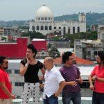 Cinco artistas intentan reconquistar el corazón de la ciudad
