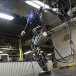 Atlas, el robot humanoide más avanzado