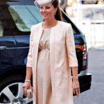 Kate Middleton regresó a Londres para dar a luz.