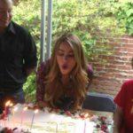 Así celebra sus 41 años Sofía Vergara