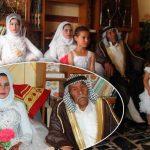 Agricultor de 92 años se casa con mujer de 22