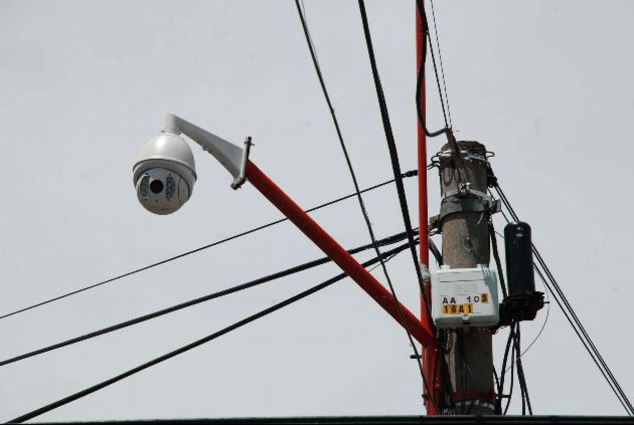 Las cámaras funcionarán las 24 horas del día y un agente del CAM será el encargado de coordinar con la Policía.
