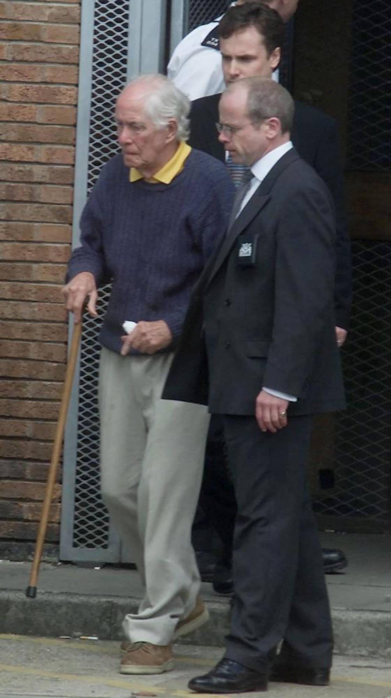 Biggs fue excarcelado en 2009 por su precario estado de salud a petición de su familia. Vive en el norte de Londres.