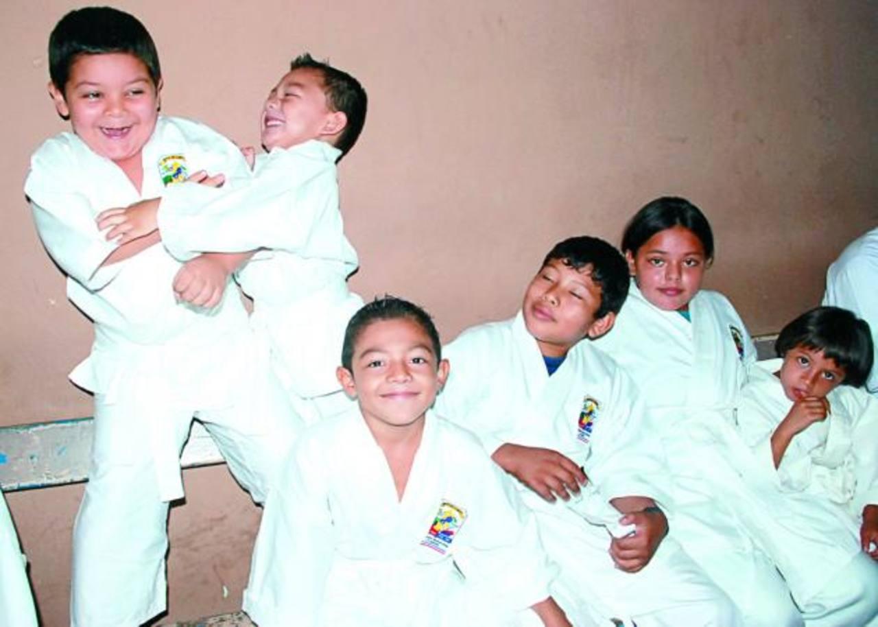 La comuna ya tiene programado otros cursos para niños. Foto edh / Insy Mendoza