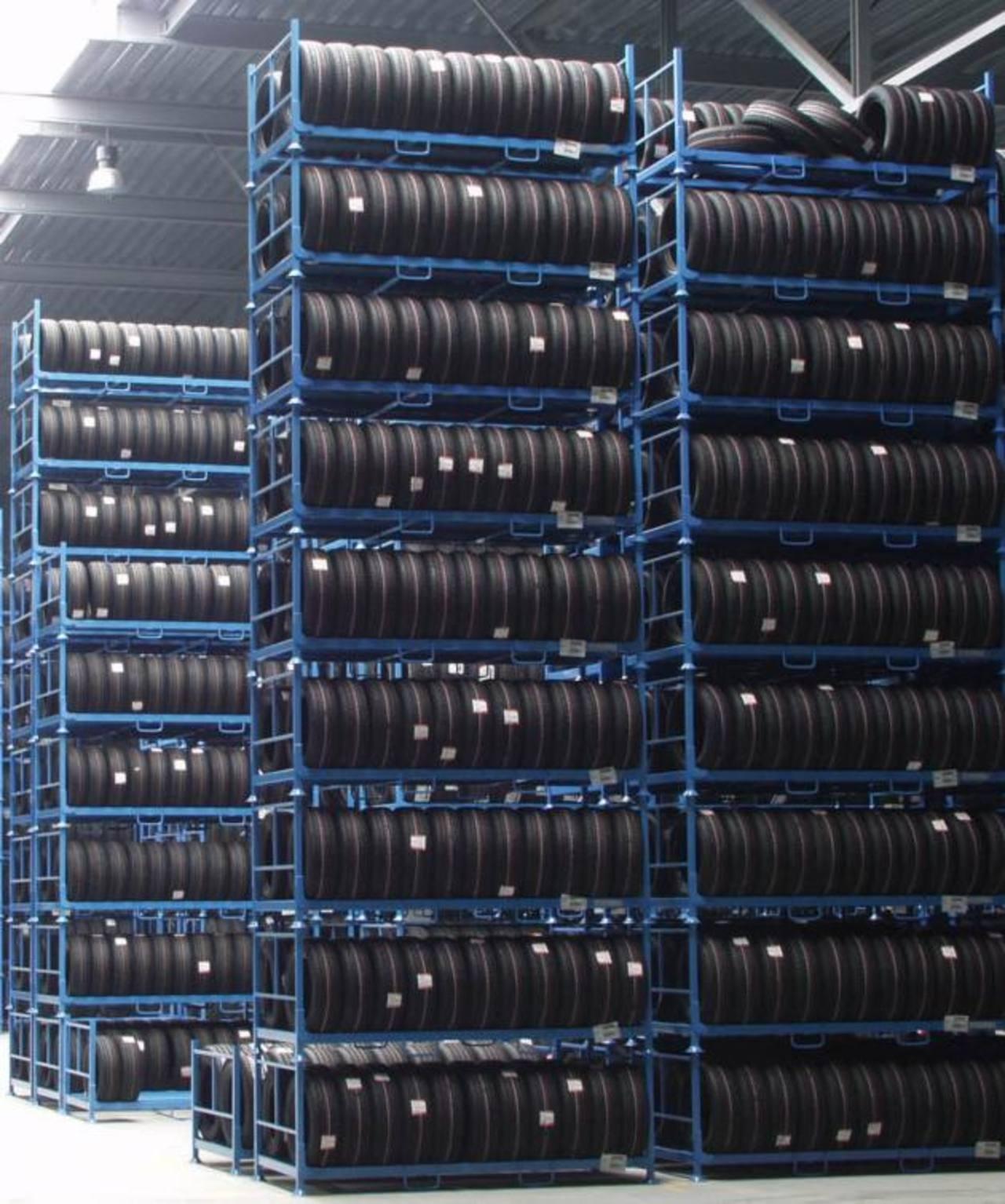 Bridgestone distribuye en unos 20 países del mundo. archivo