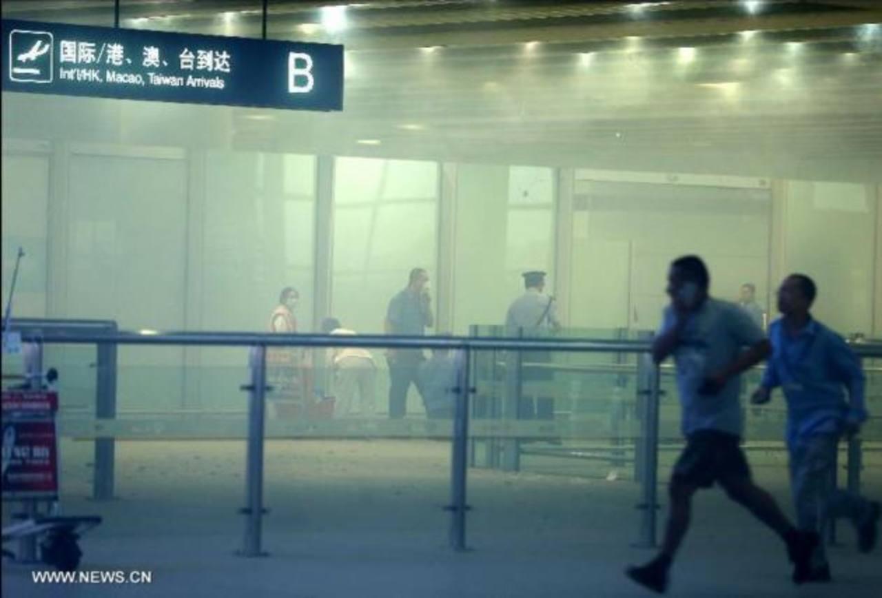 . FOTO de Agencia de noticias Xinhua