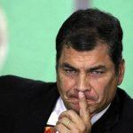 La XII Cumbre de la Alba será el próximo 30 de julio en Ecuador. En la imagen el gobernante Rafael Correa. foto edh