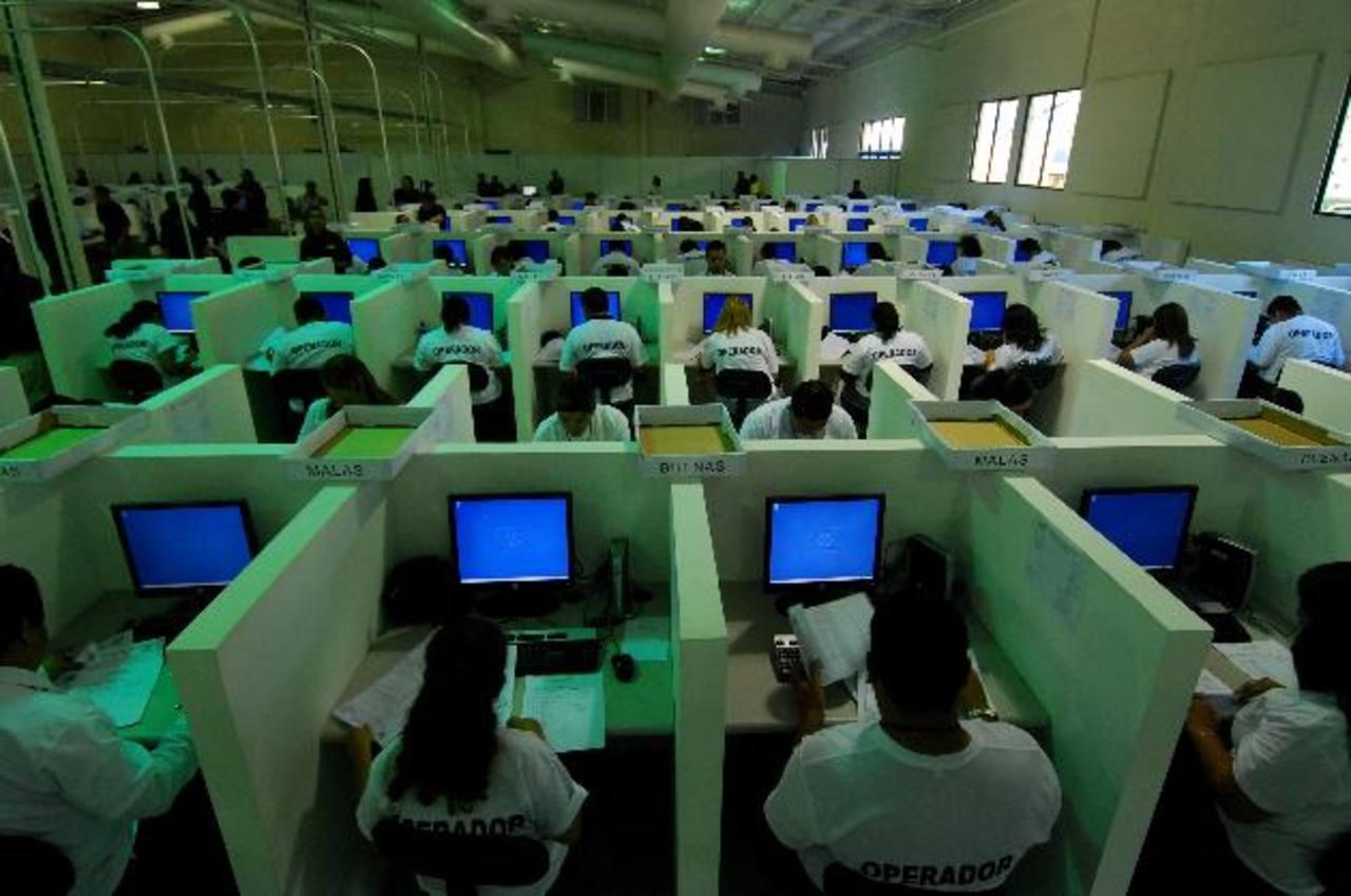 En 2012 fue la empresa española Indra la que publicó los resultados de las votaciones.