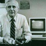 La mayor innovación de Engelbart fue el ratón de computadora. Foto/ Archivo