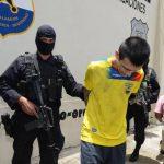 Willian Alexander Mejía Argueta, alias Baxter, fue detenido en la Cima IV por la División contra el Crimen Organizado y por la Fiscalía. Foto EDH / Mauricio Cáceres