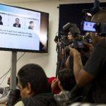 Miguel Ángel Treviño, alias el Z40 fue detenido el lunes por la madrugada durante un operativo de la marina mexicana. Foto/ AP
