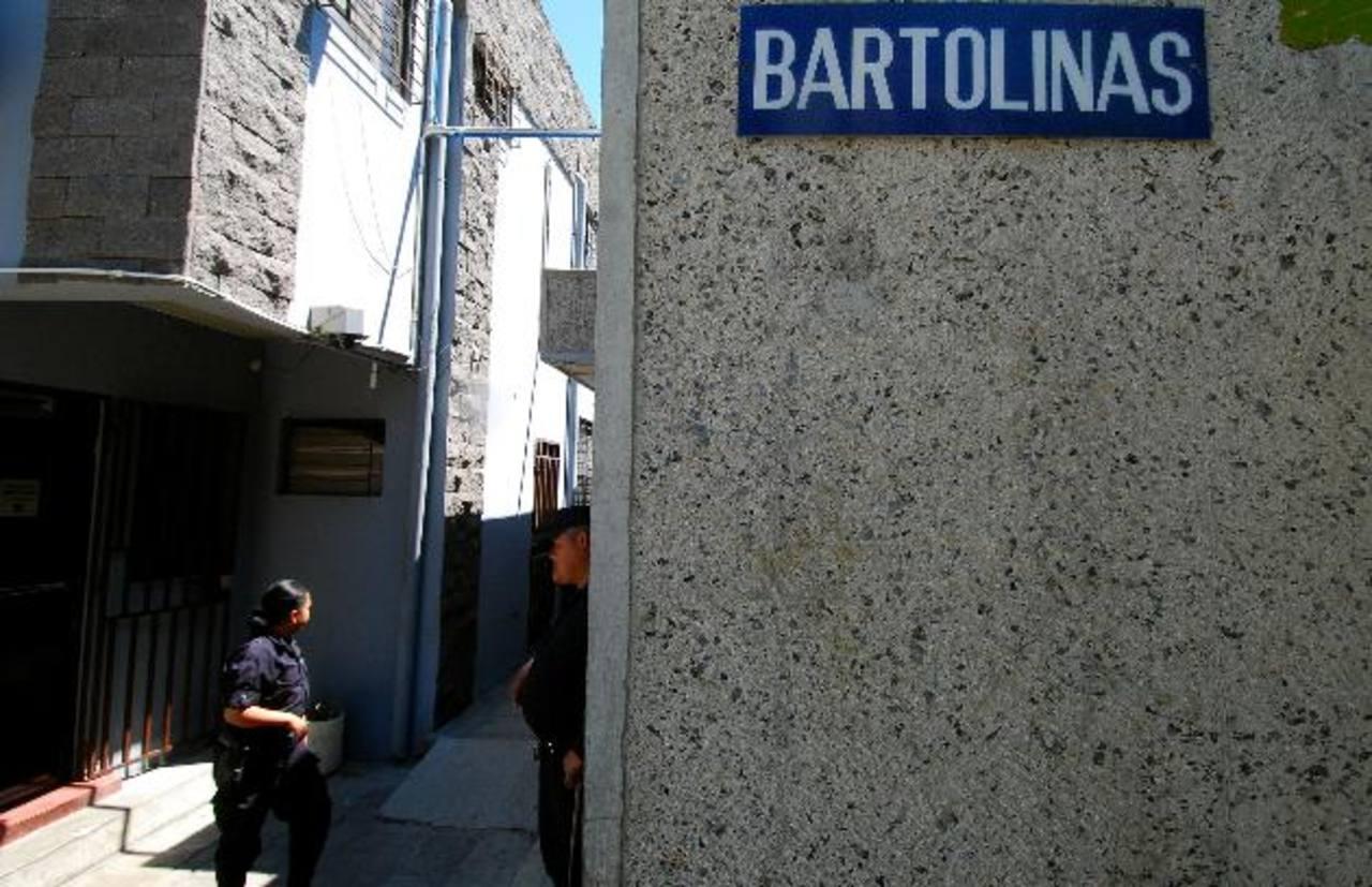 La Corte Suprema de Justicia ha declarado en cuarentena las bartolinas del centro judicial Isidro Menéndez. Foto/ Archivo
