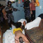 El operativo policial de captura se realizó ayer en la madrugada en varios sectores del país.