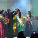La señorita Nubia Delgado es la nueva soberana de los festejos agostinos. fotos EDH / Marlon Hernández