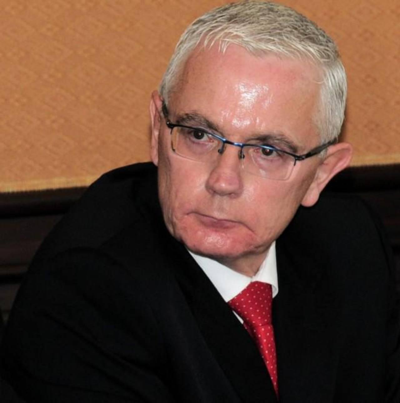 Philippe Ardanaz, embajador de Francia en Tegucigalpa.