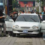 Guillermo Cerritos fue acribillado en Nejapa. Le dispararon más de 20 veces. Foto EDH / L. Monterrosa