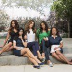 """Estas son las cinco bellezas latinas que estelarizan la serie """"Devious Maids"""". FOTO EDH / Cortesía"""