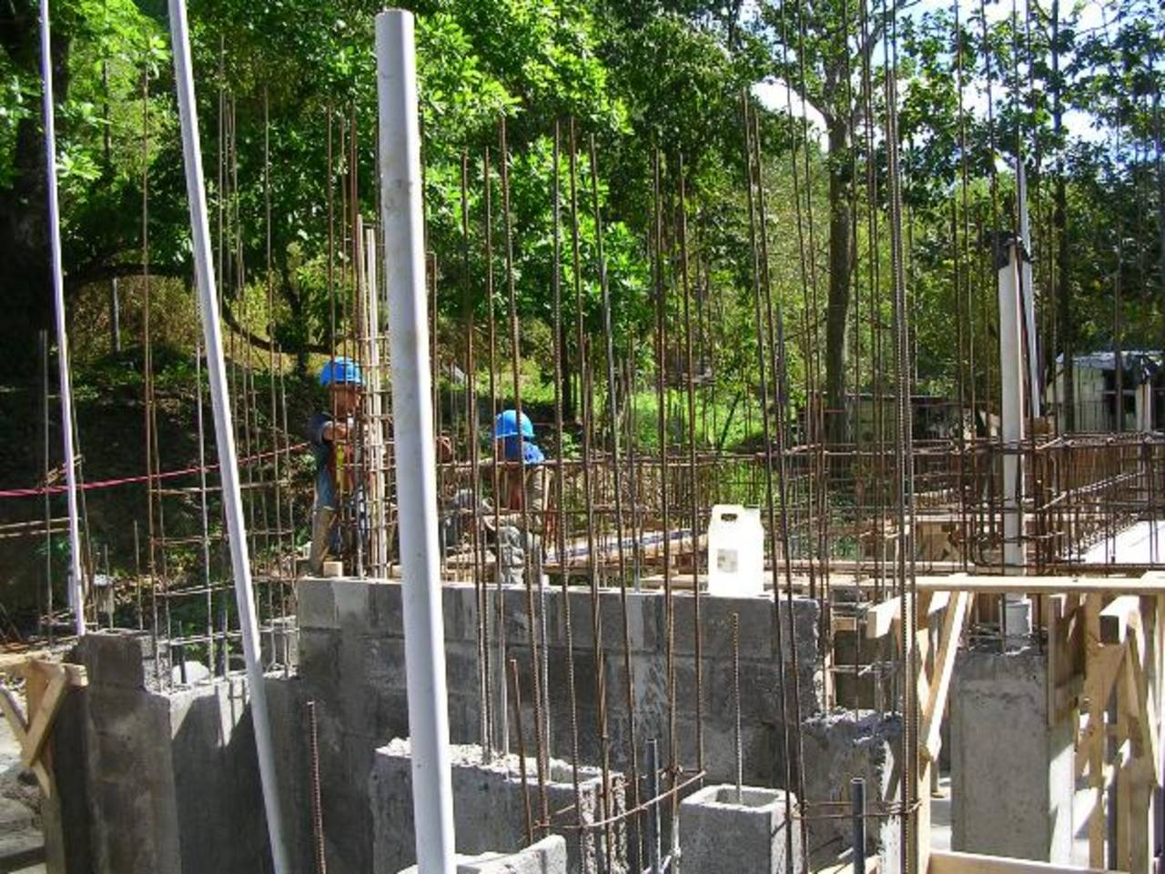 Los permisos de construcción son digitales. foto edh/ archivo