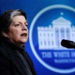 Janet Napolitano renuncia como secretaria de Seguridad Nacional de Estados Unidos