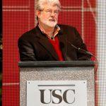 """George Lucas: """"Nunca fui bueno en los estudios, pero siempre fui un apasionado de la educación"""""""