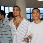 Condenan a pandilleros por participar en tres homicidios