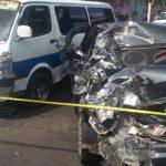 Mujer muere tras ser arrollada por camión de Fovial