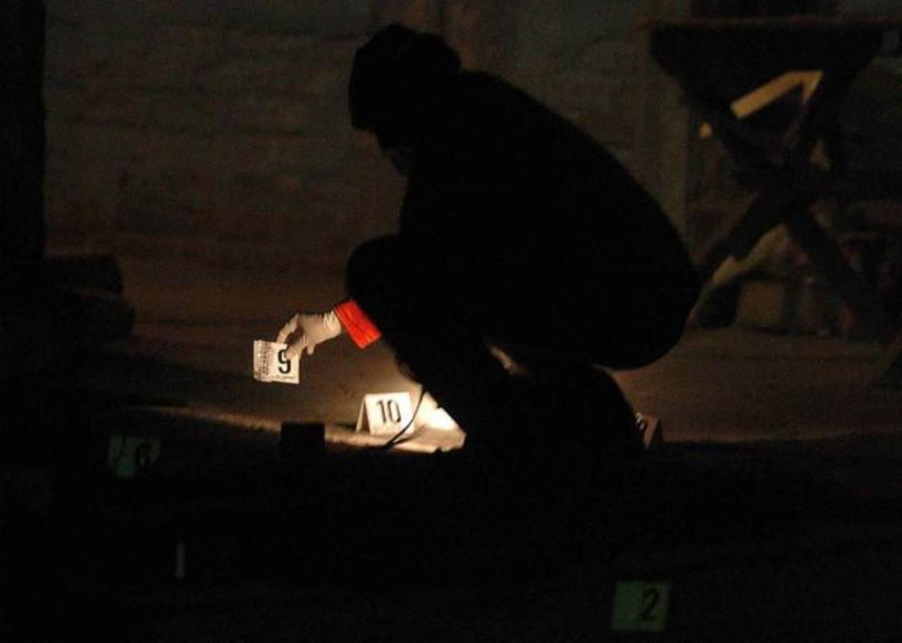 Funes: Esta semana hemos tenido un promedio de seis homicidios diarios