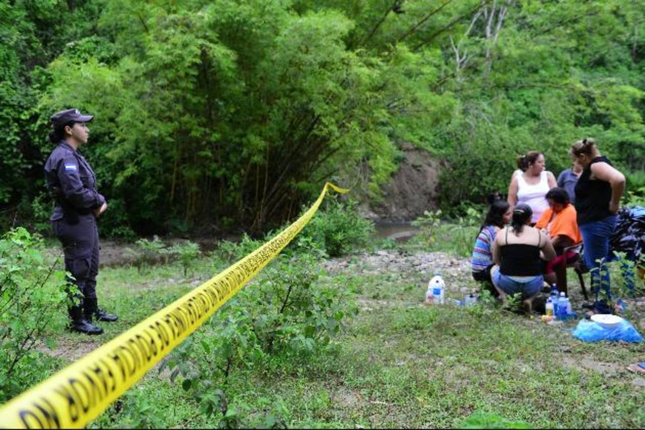Edgar Alejandro Ponce, de 16 años fue asesinado el 24 de junio en Santa Rita. Foto EDH / Archivo