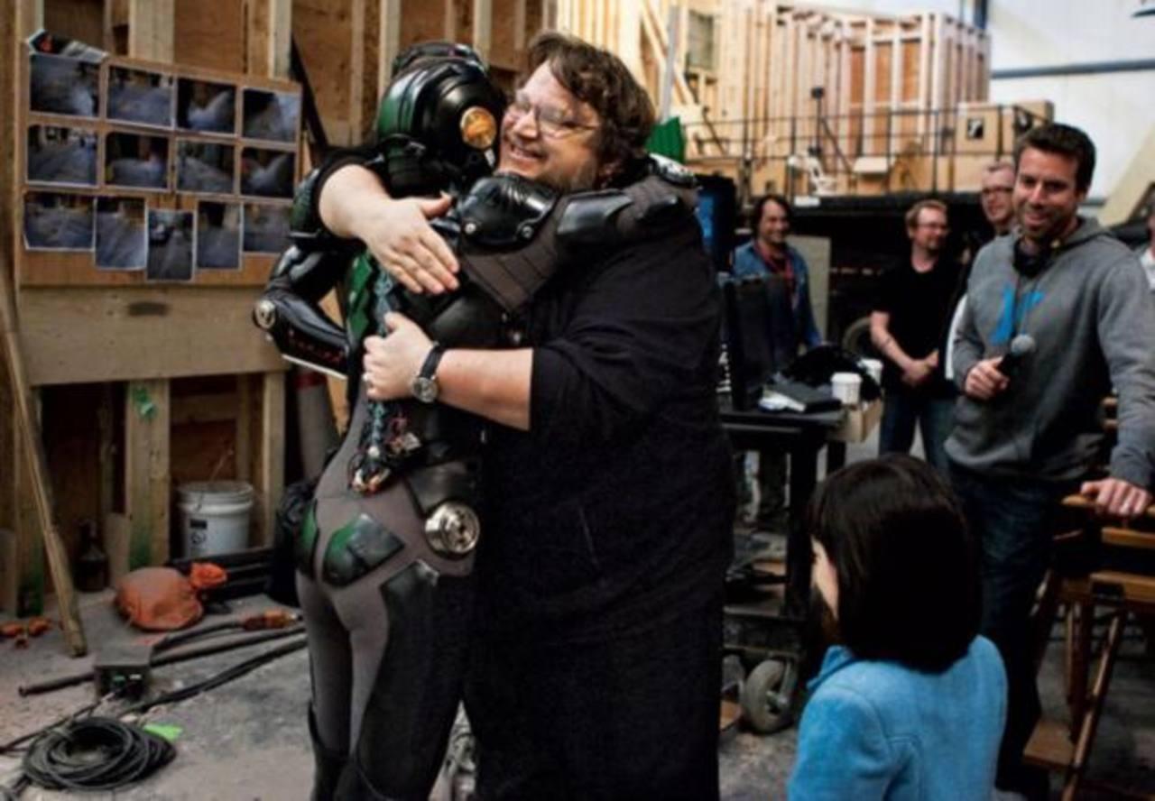 """El director Guillermo del Toro aseguró que ser parte del proyecto fue """"como ver el mundo con los ojos de un niño""""."""