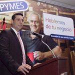 Santiago Díaz, gerente de Scotia Pyme. foto edh / cortesía