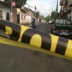 En uno de los crímenes registrados en las últimas horas, una mujer fue asesinada en Quezaltepeque la mañana del martes. Autoridades desconocen móvil del crimen. FOTO EDH/L. Sánchez