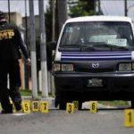 Guatemala es el tercer país más violento de América.