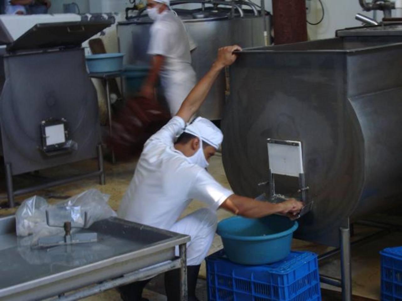 Empresas de lácteos tuvieron ahorros de más de 400 mil dólares. Foto edh /cortesía