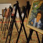 Pintores connotados de El Salvador exhibirán y venderán sus obras en el evento benéfico. foto EDH/archivo