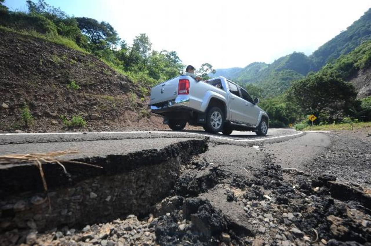 El tramo por el cual el Estado salvadoreño y MECO estuvieron en arbitraje es el comprendido entre Metapán y Santa Rosa Guachipilín. Foto EDH / Archivo