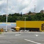 Los trabajos de construcción de EPA Los Próceres se encuentran en la etapa de detalles finales. Foto EDH / René estrada