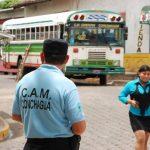 En la comuna capitalina fueron capacitados los agentes de Conchagua. fotos edh / insy Mendoza