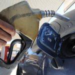 Las gasolinas bajaron precios