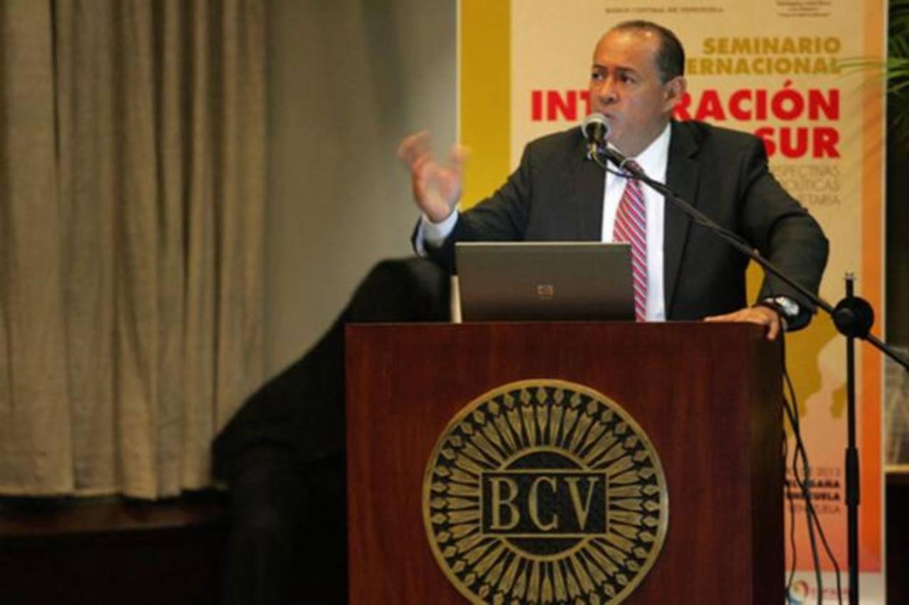 Eudomar Tovar, el nuevo presidente del Banco Central de Venezuela, fue hombre clave en la estructura de creación de Alba.